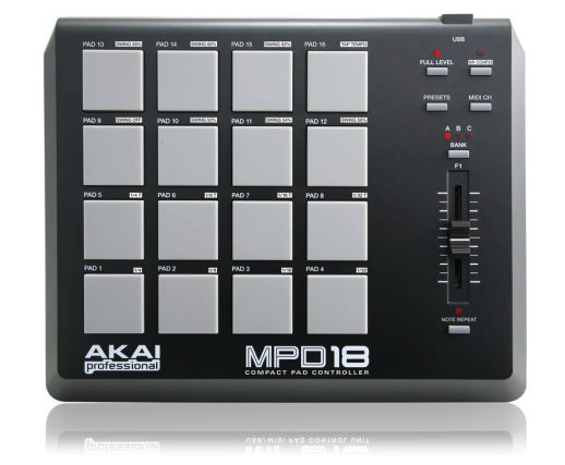 MPD18 Stuff