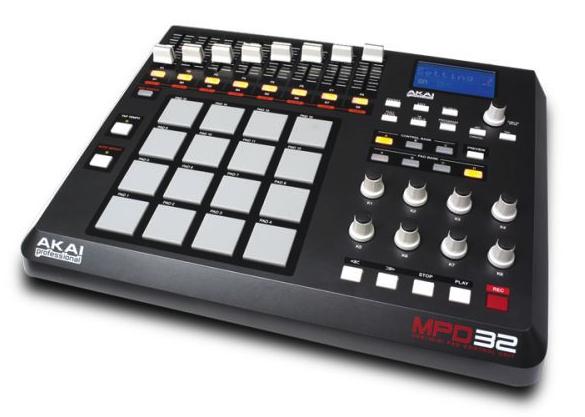 MPD32 Stuff