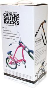 Carver Surf Bike Racks - The Mini