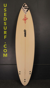 "7'2"" Local Motion Used Surfboard #23632"