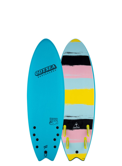 "5'6""  Catch Surf ""Skipper Quad"" New Surfboard"