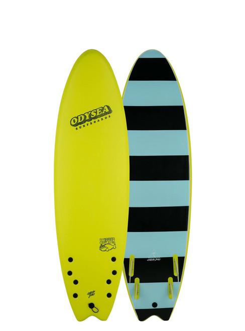 "6'6""  Catch Surf ""Skipper Quad"" New Surfboard"