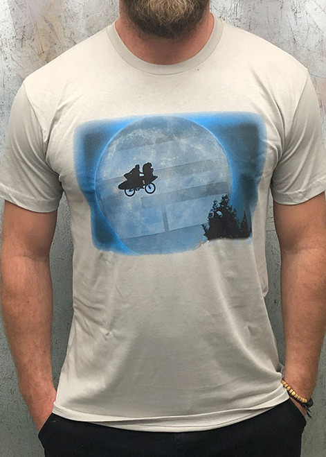 "EDIT ""ET"" T-Shirt in Gray"