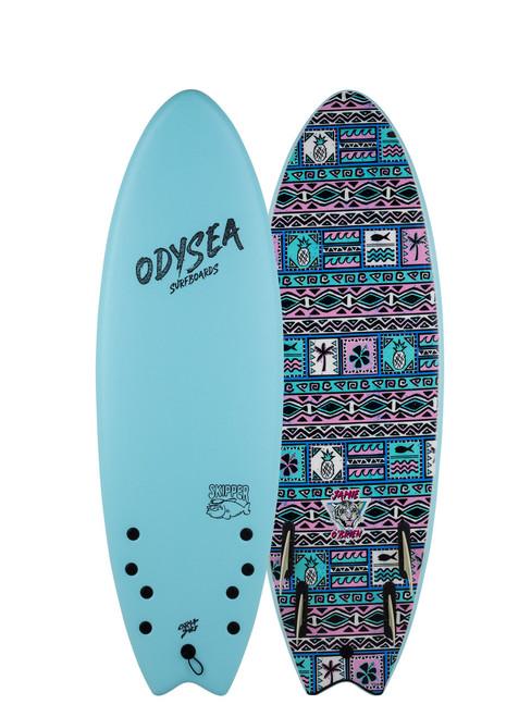 """5'6"""" Catch Surf """"Skipper JOB Pro Quad"""" 42 cL New Surfboard"""