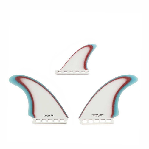Captain Fin Co (Futures Compatible) Tyler Warren Twin Especial