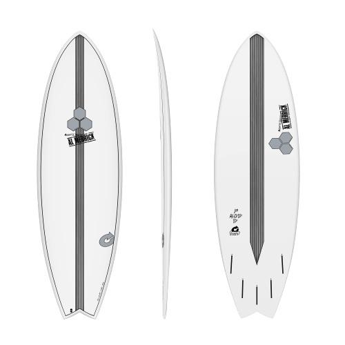 "5'10"" Torq/Channel Islands ""Pod Mod"" New Surfboard"
