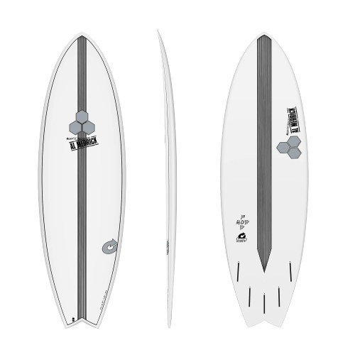 "6'6"" Torq/Channel Islands ""Pod Mod"" New Surfboard"