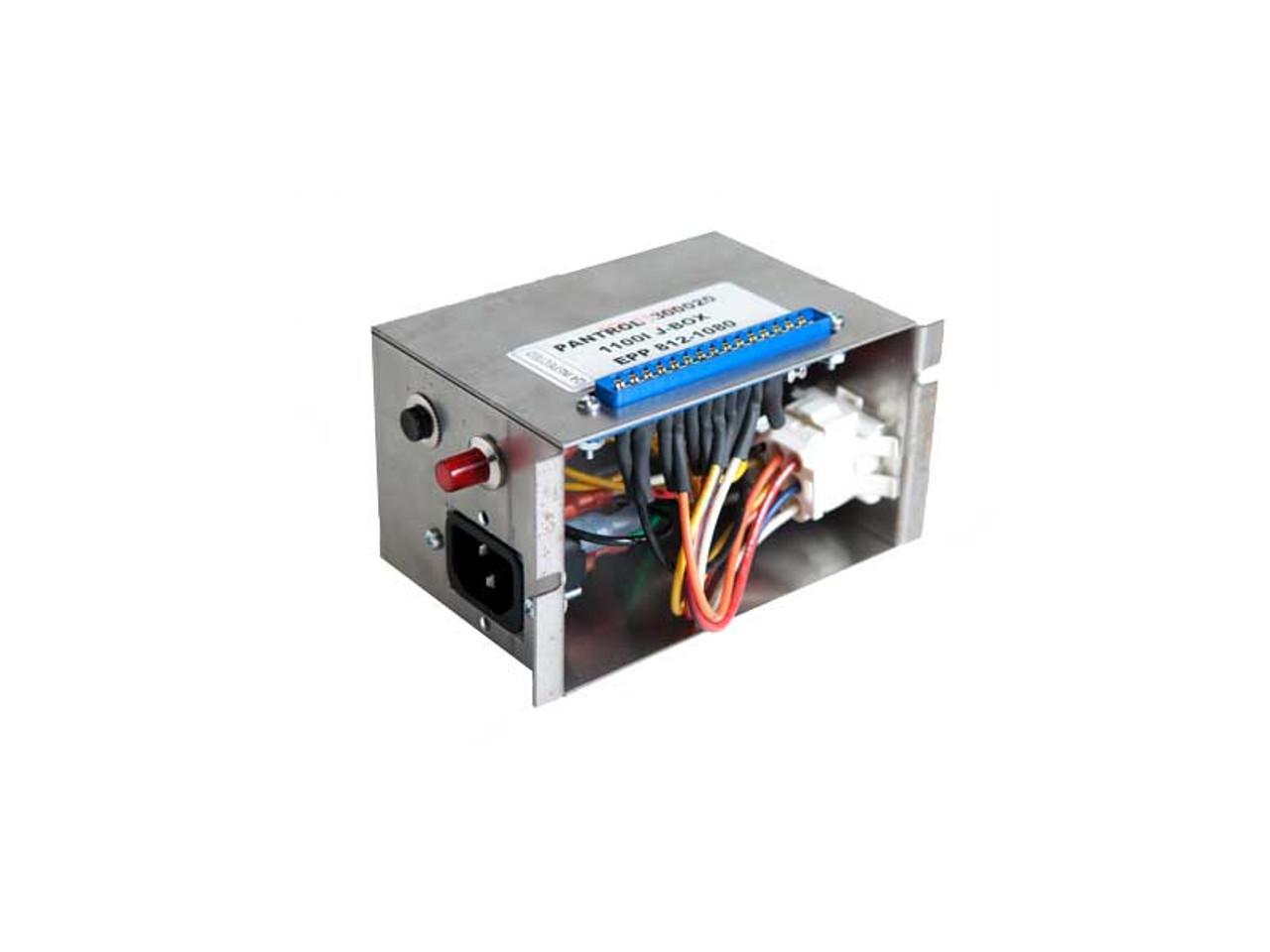 Quadrafire 1100i Junction Box (812-1080)