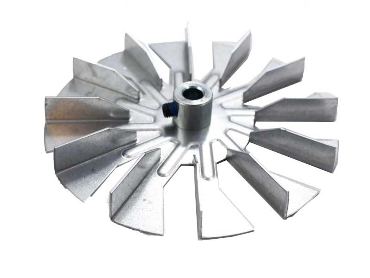 "Combustion Blower Impeller - 4 3/4"" (17-1000)"
