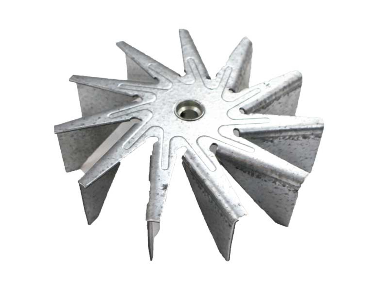 """Whitfield Cascade Combustion Blower Impeller - 4.5"""" (17-1006)"""