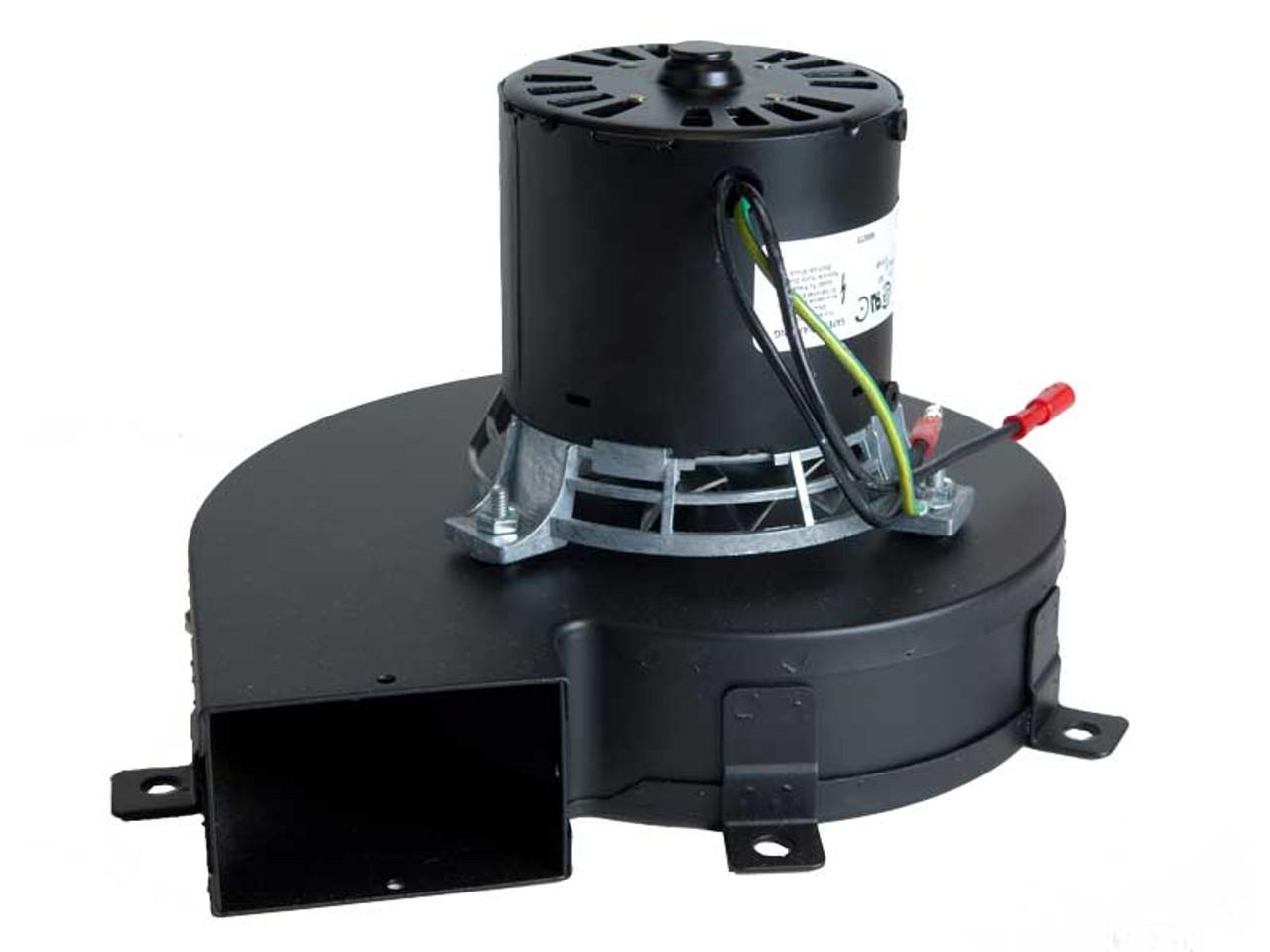 Quadrafire & Harman Combustion Blower Assembly (812-0051)