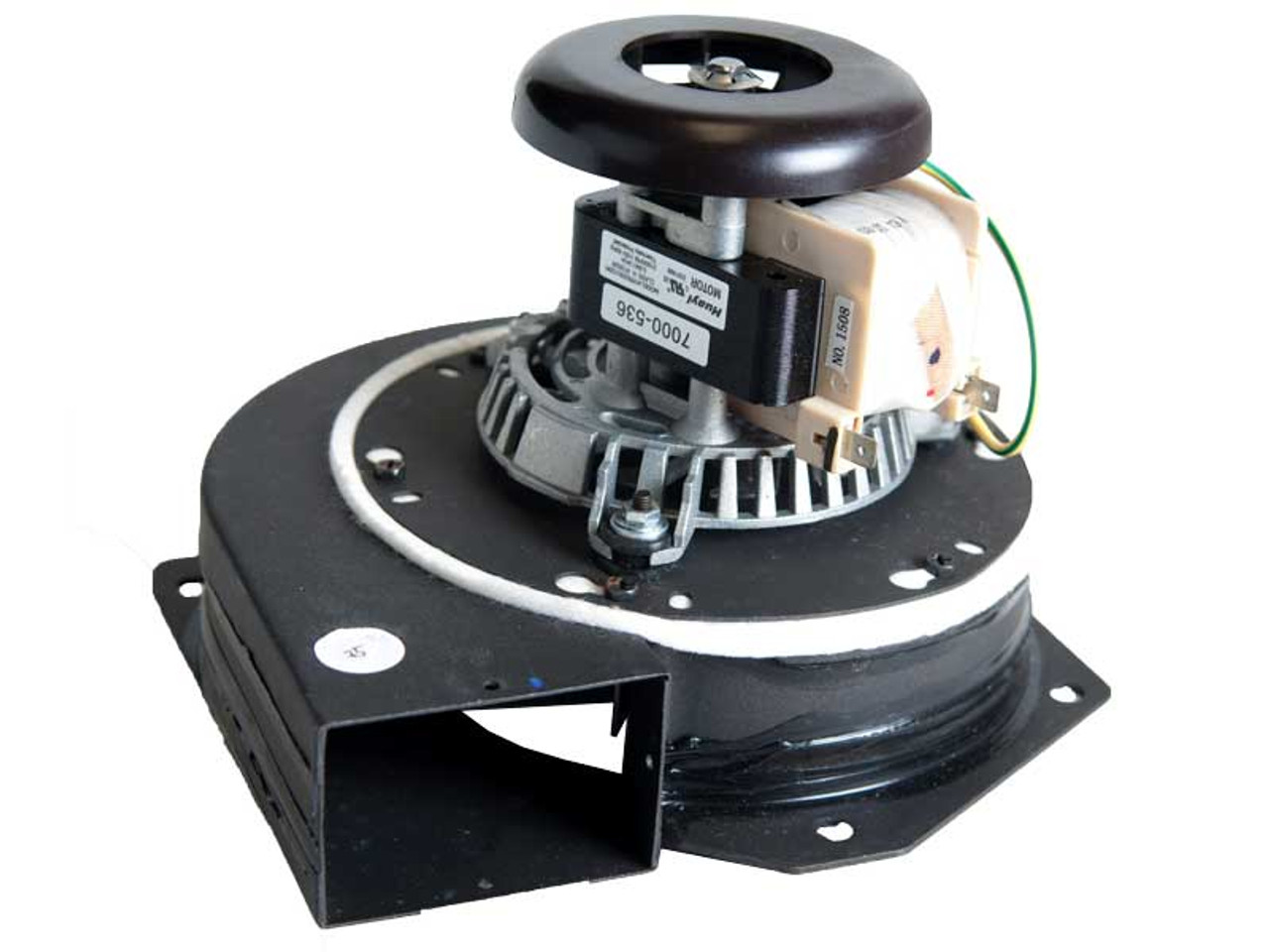 Quadra-Fire 1200 Classic Bay Pellet Exhaust Combustion Blower Motor Assembly # 812-3381