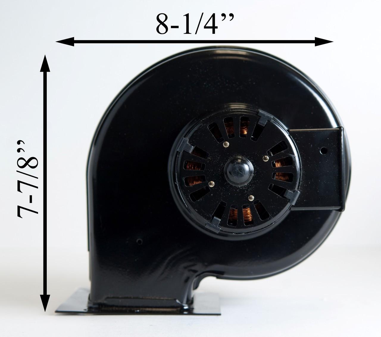 Fasco Convection Fan - 50755-D500 (11-1211)