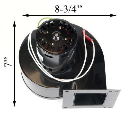 Quadrafire GBDV40 FS Convection Fan (842-2480)