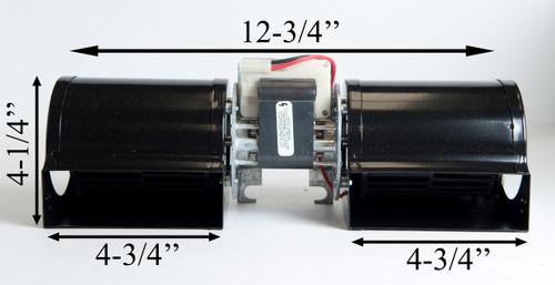 Quadrafire GB40-I Convection Fan (842-3360)
