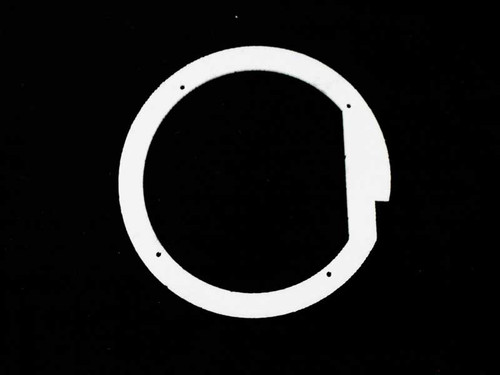 Quadrafire Combustion Blower Mounting Gasket (15-1027)