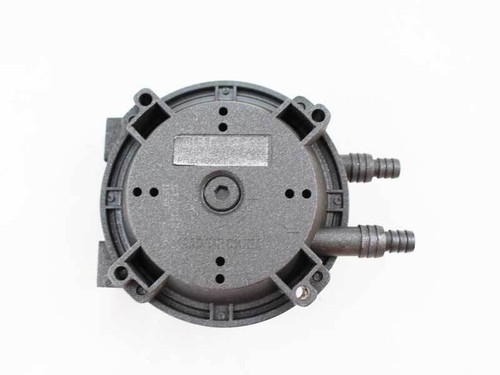 Magnum Vacuum Pressure Switch - Black (RT080-BLK)