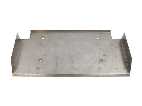 Country Flame Stainless Steel Deflector Shield (R-109)