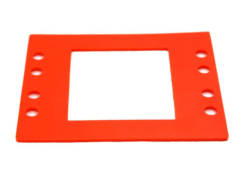 US Stove Orange Silicone Convection Blower Gasket (15-1034)