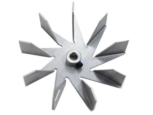 """Whitfield and Quadrafire Exhaust Blower Impeller - 4.44"""" (17-1002)"""