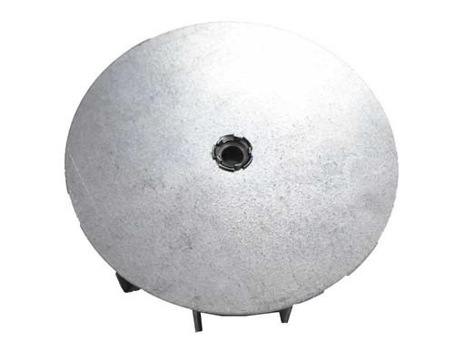 """Kozi Combustion Blower Impeller - 4.5"""" (17-1011)"""