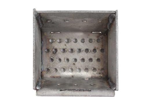 Stainless Steel Burnpot Insert for USSC & Breckwell Stoves (16-1009)