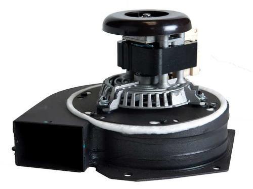 Exhaust Blower Assembly for Quadrafire Pellet Stoves (812-4400)