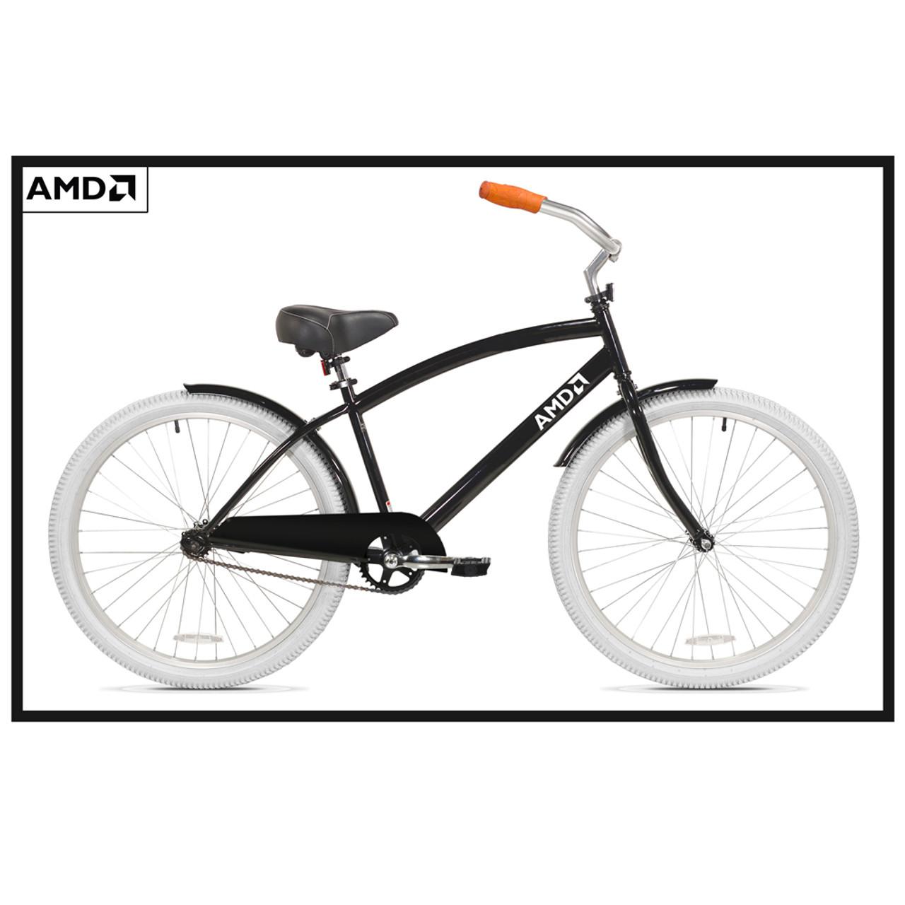 Amd Custom Cruiser Bike Sold Out