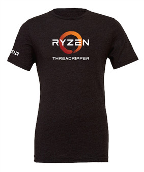 AMD RYZEN THREADRIPPER Unisex Jersey Short Sleeve Tee