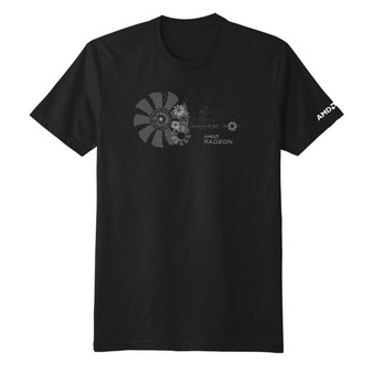 AMD RADEON Fan T-shirt