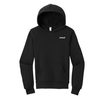 YOUTH - AMD Hoodie Pullover