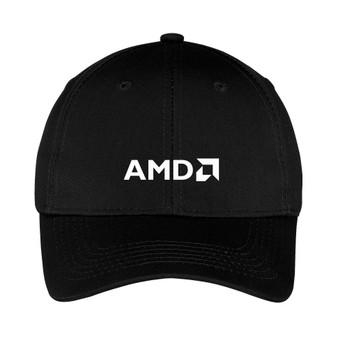 YOUTH - AMD Six-Panel Twill Cap
