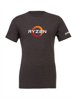 AMD RYZEN Unisex Jersey Short Sleeve Tee
