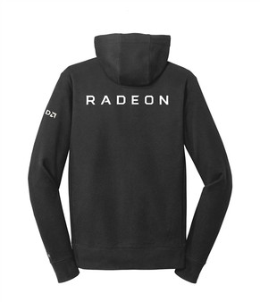 AMD RADEON GRAPHICS Full-Zip Hoodie