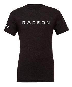 AMD RADEON GRAPHICS Unisex Jersey Short Sleeve Tee
