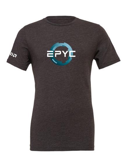 AMD EPYC Unisex Jersey Short Sleeve Tee