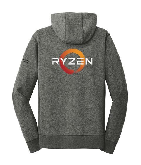 AMD RYZEN Full-Zip Hoodie