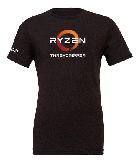 AMD RYZEN THREADRIPPER Unisex Jersey Short Sleeve Tee