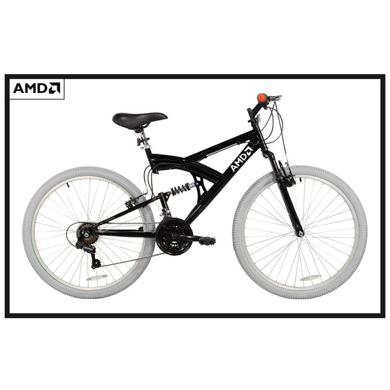 AMD Custom Mountain Bike - SOLD OUT