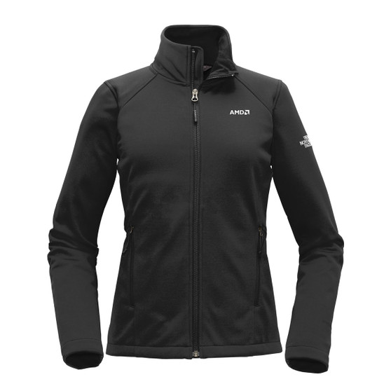 AMD Brand The North Face Ridgewall Soft Shell Jacket – Ladies
