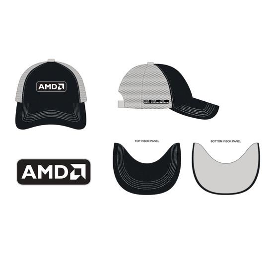 AMD Custom Trucker Hat