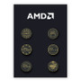 AMD Brands Lapel Pins