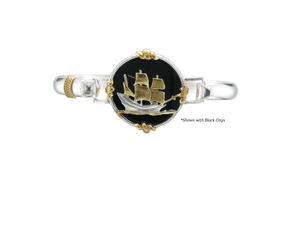 "SS/14kg ""The Galleon"" Hook Bracelet"