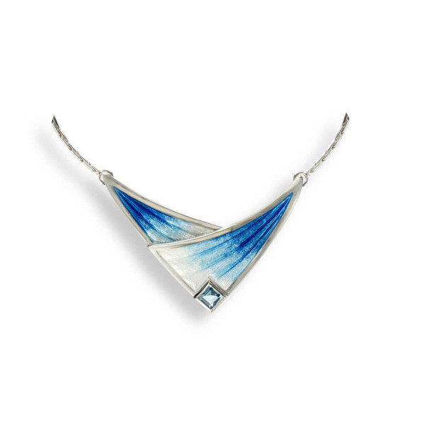 SS Neck Meadowgrass blue topaz