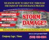Remodeling & Restoration EDDM Postcard 02