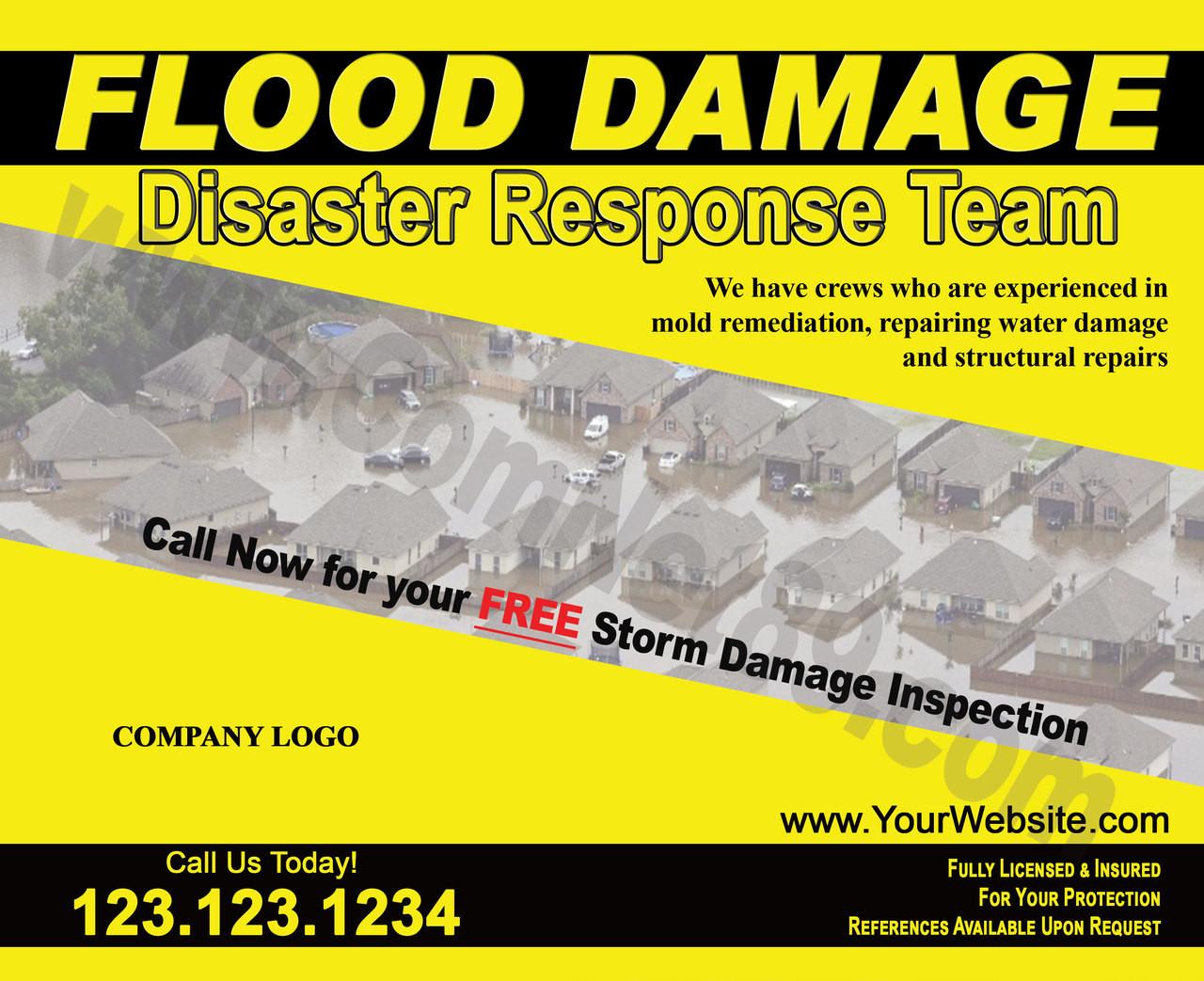 Flood Postcard 02