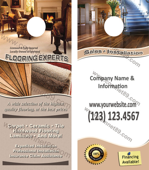 Flooring Door Hanger 01