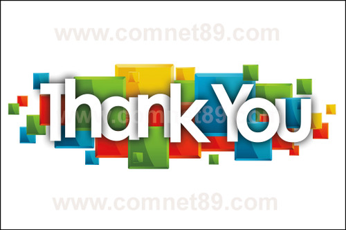 Thank You Greeting Card 05