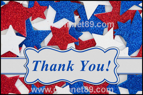 Thank You Greeting Card 08