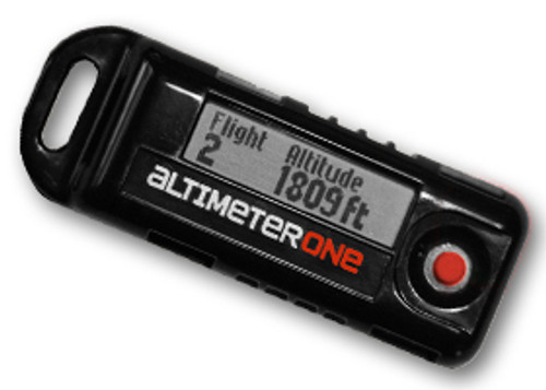 AltimeterOne - digital altimeter for peak altitude